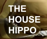 House hippo WHITE