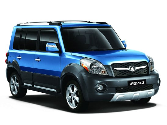 Great Wall's Haval M2