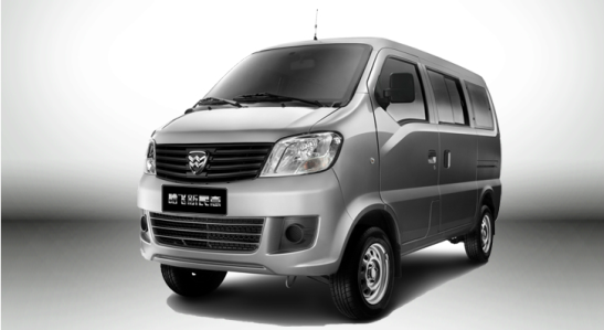 The Hafei Junyi: This van has gusto
