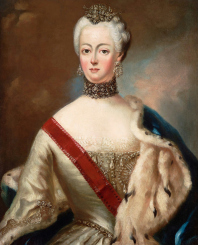 Catherine the Great, the Czar who originally conquered Crimea in 1783